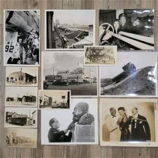 Set of Original old photographs.