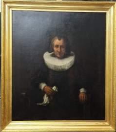 Rembrandt Harmenszoon van Rijn School 17th-18th C.