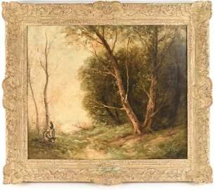 Jean-Baptiste Corot Painting