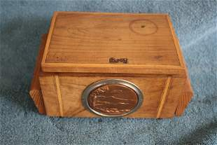 novelty music box cigarette