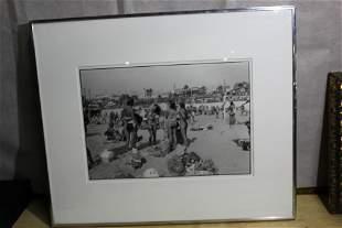 Tod Papageorge - Black & White Photograph - Five