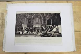 The Reception of Siamese Ambassadors