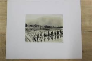 Jean Pascal Sebah Photograph of Crop Fields