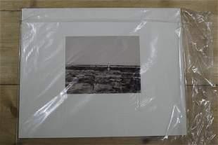 Jean Pascal Sebah Photograph of Riverside Fort/Village