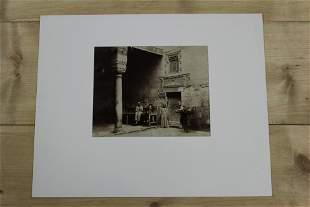 Jean Pascal Sebah Signed Photograph