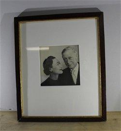 Duke & Duchess Windsor 1957 Richard Avedon Silver Print