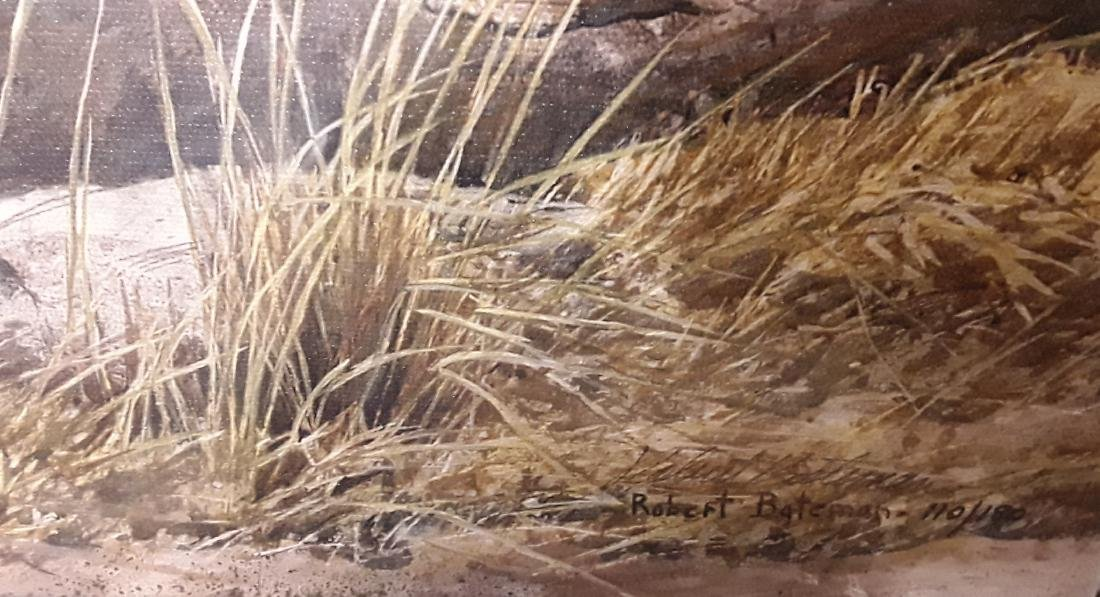 "Robert Bateman's ""Elephant, Cow And Calf"" Limited - 2"