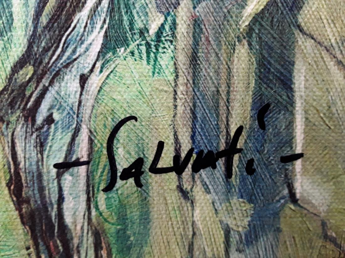 """Jim Salvati's """"Singing With The Birds"""" limited edition - 2"""