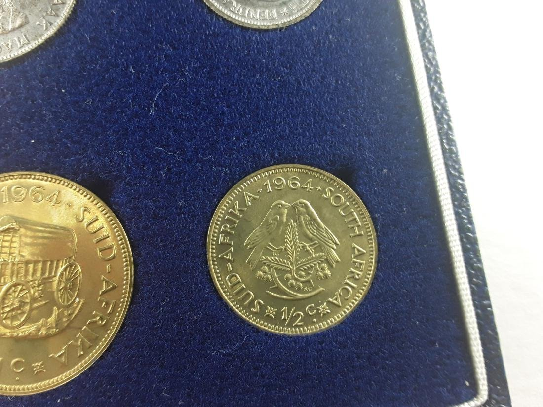South Africa - 1964 Coin Set - 9