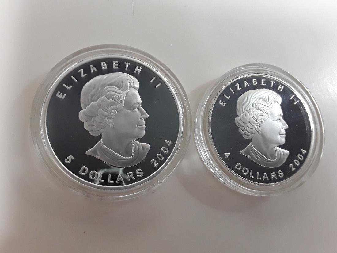 Royal Canadian Mint Proof Coins - 3