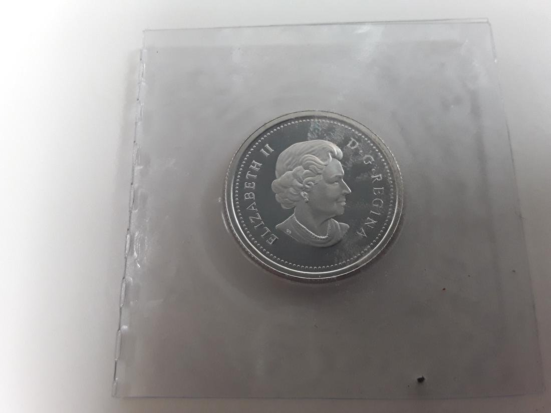 Royal Canadian Mint Proof Coins - 5