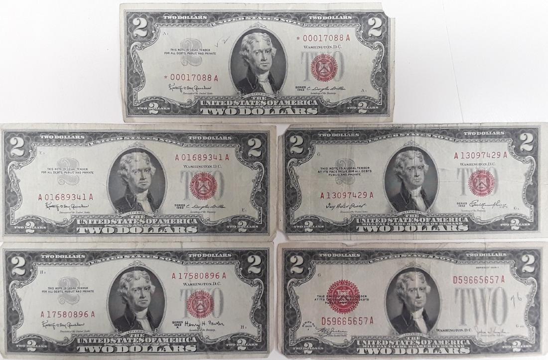 USA Banknotes Collection