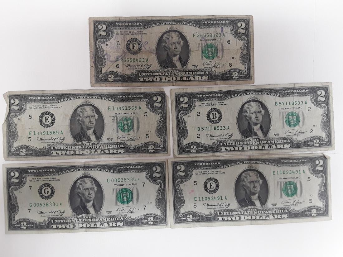 USA Banknotes Collection - 3