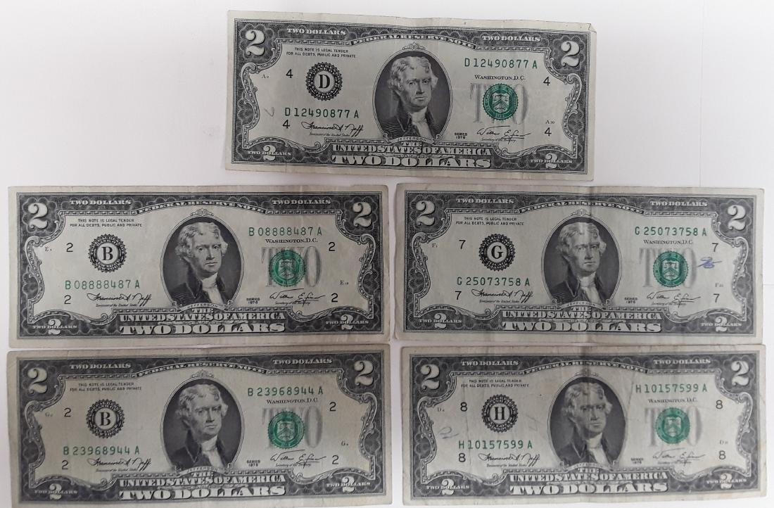 USA Banknotes Collection - 5