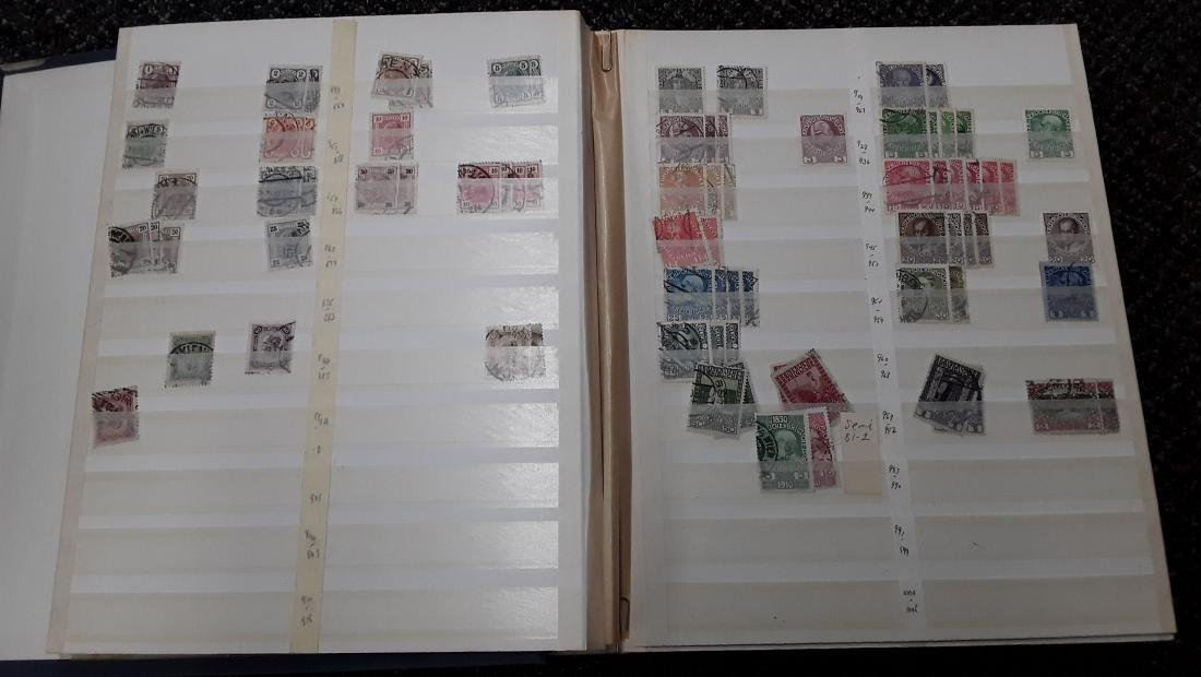 Austria Stamp Collection - 2