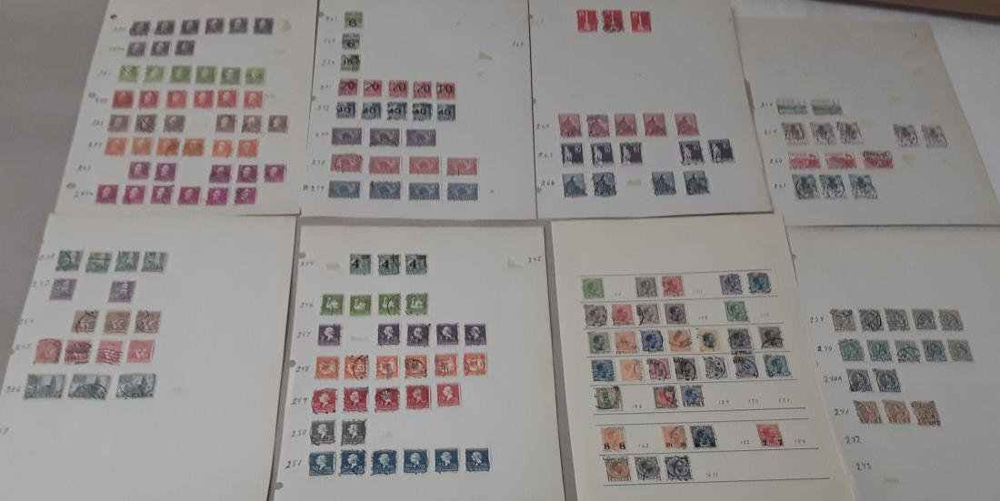 Denmark Stamp Collection - 7