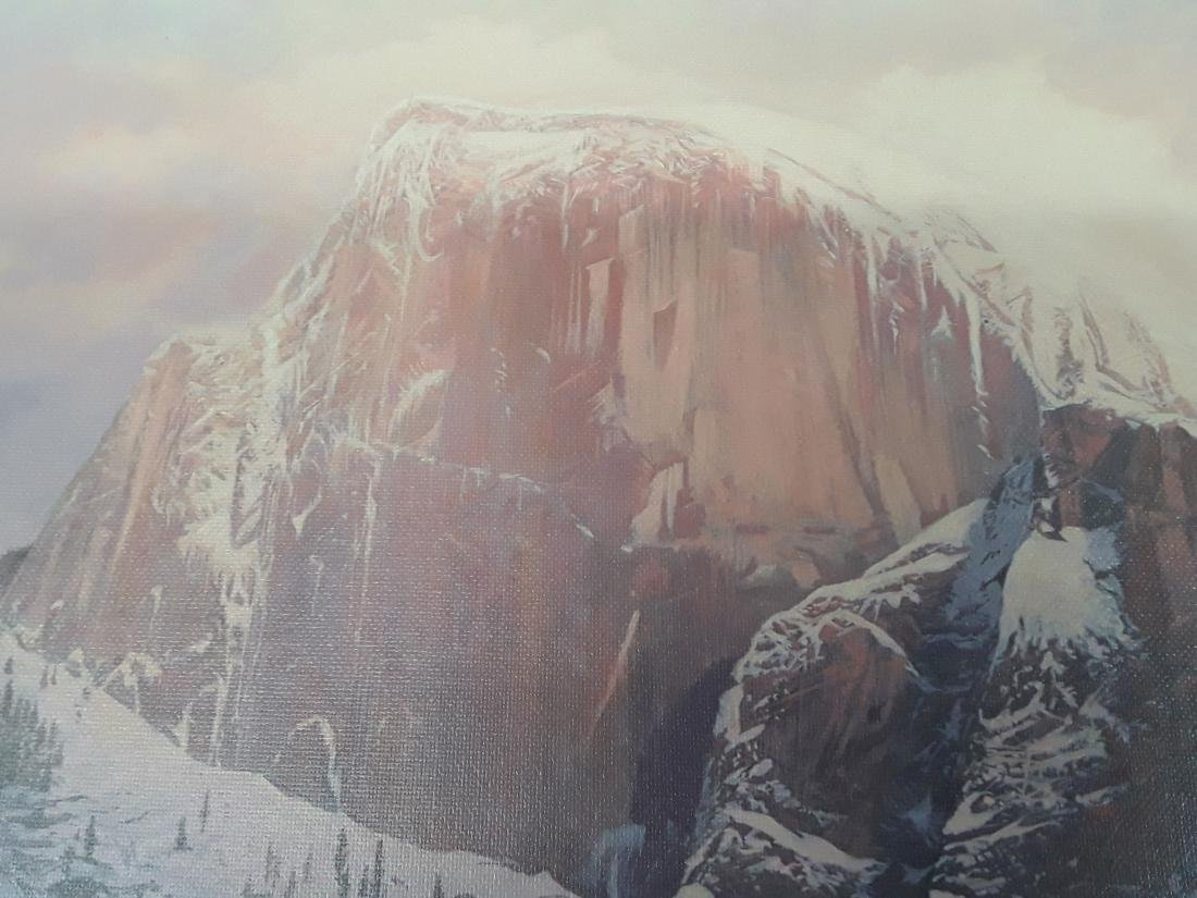 """Stephen Lyman's """"Dance of Cloud and Cliff"""" Limited - 2"""