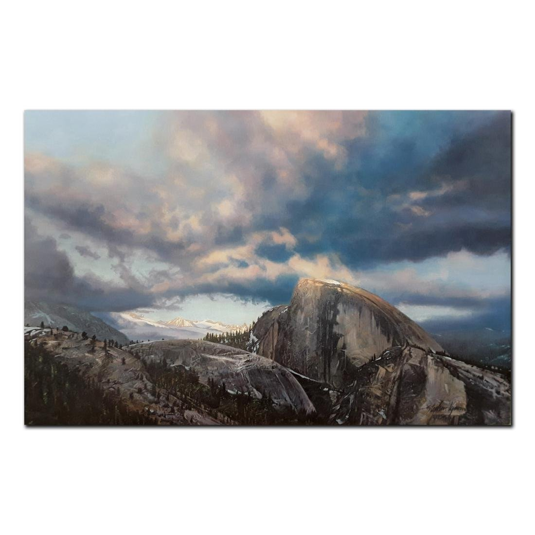 """Stephen Lyman's """"Last Touch Of Light"""" Limited Edition"""