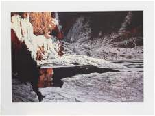 Donald Curleys Canyon Light Limited Edition Print