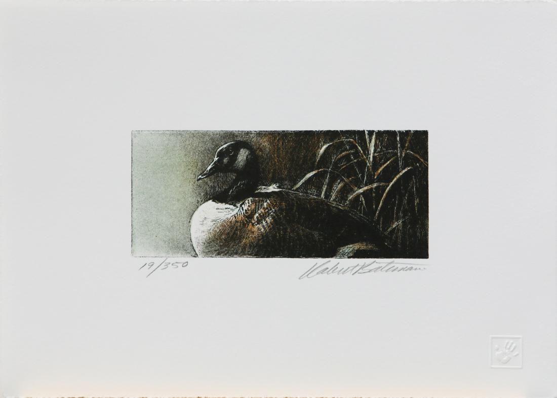 "Robert Bateman's ""Canada Goose"" Limited Edition"