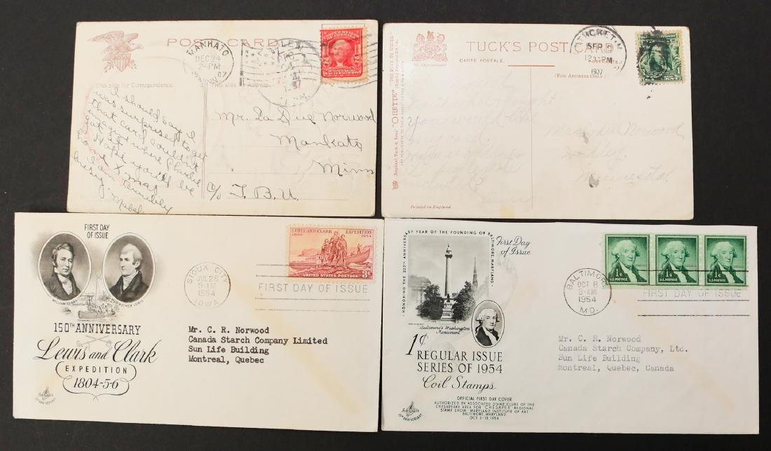 USA Covers and Cards Collection - 2
