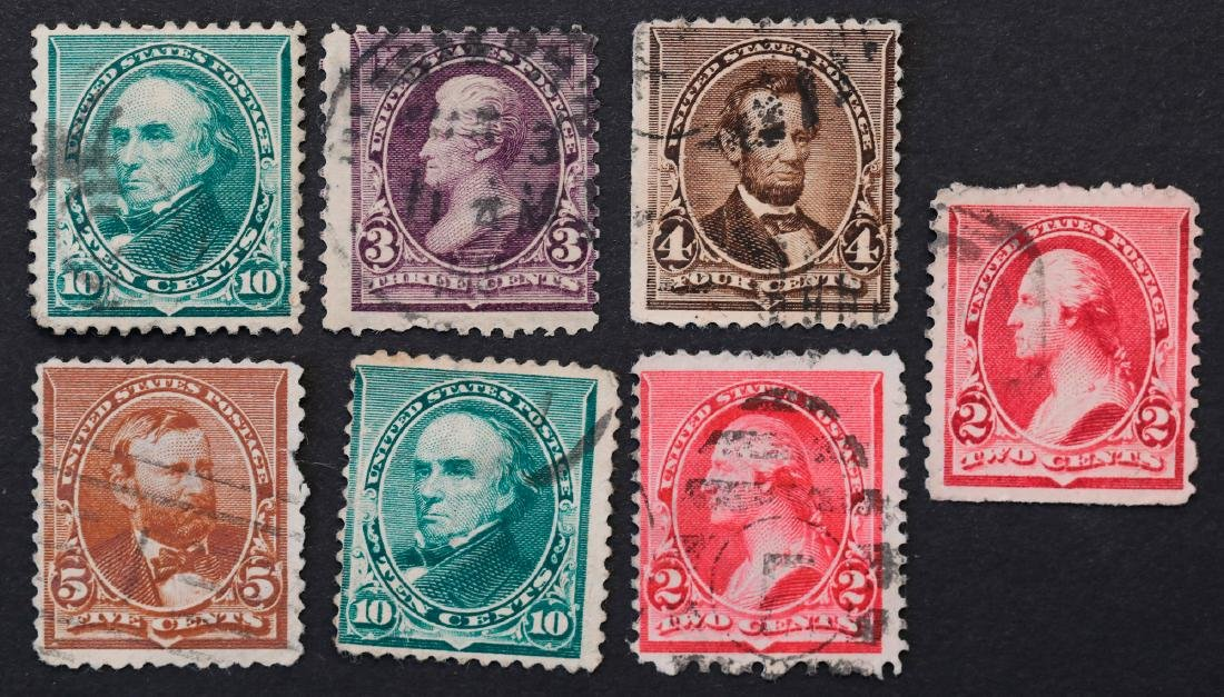 USA Bureau Issues Stamp Collection