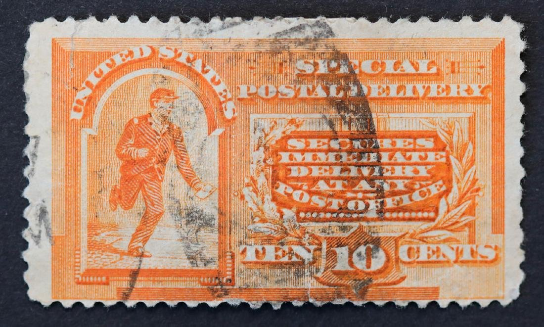 USA Special Delivery Stamp S/C E3 SD2