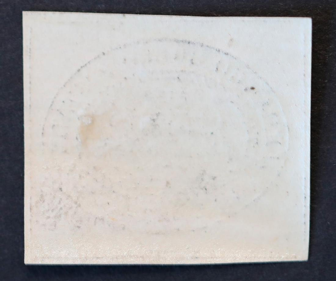 Roman States 1867 S/C #A13 M OG VLH - 2