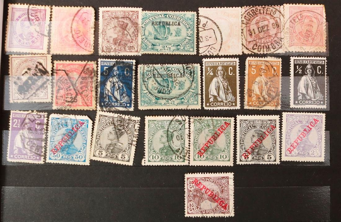 Portugal Stamp Collection