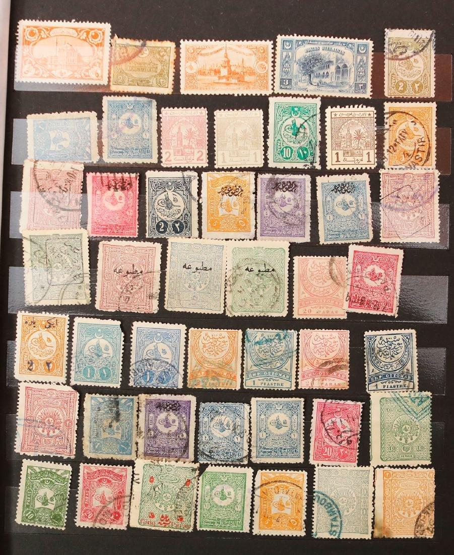 Turkey Stamp Collection