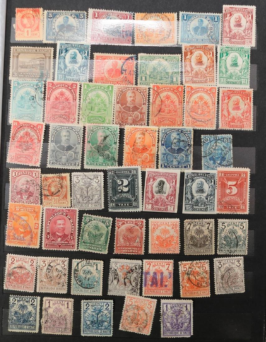 Haiti Stamp Collection