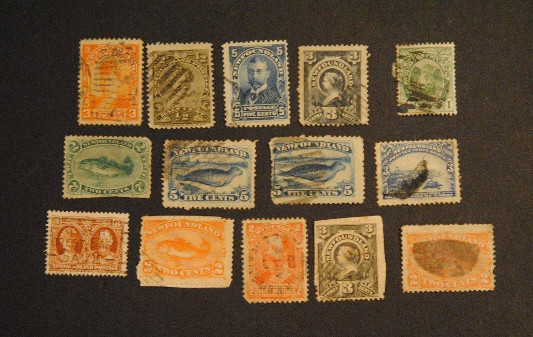 Canada Newfoundland Collection