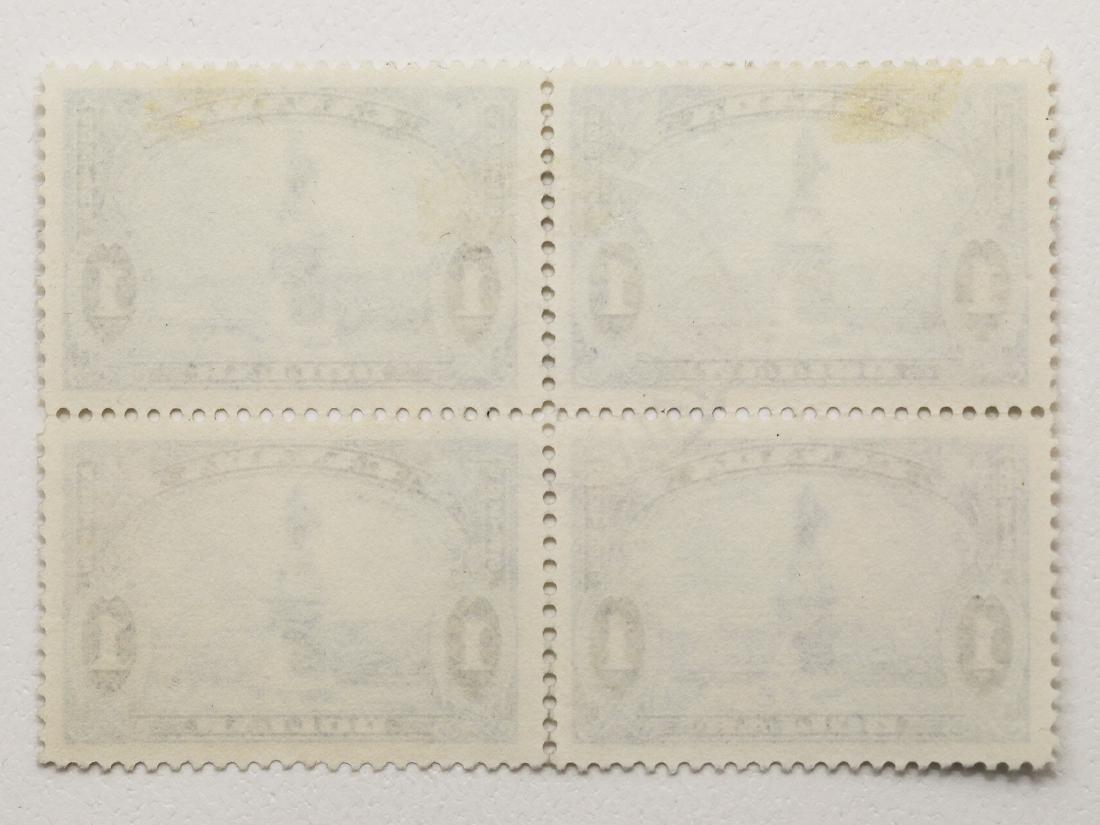 Canada- $1 Block of 4 S/C #216 - 2
