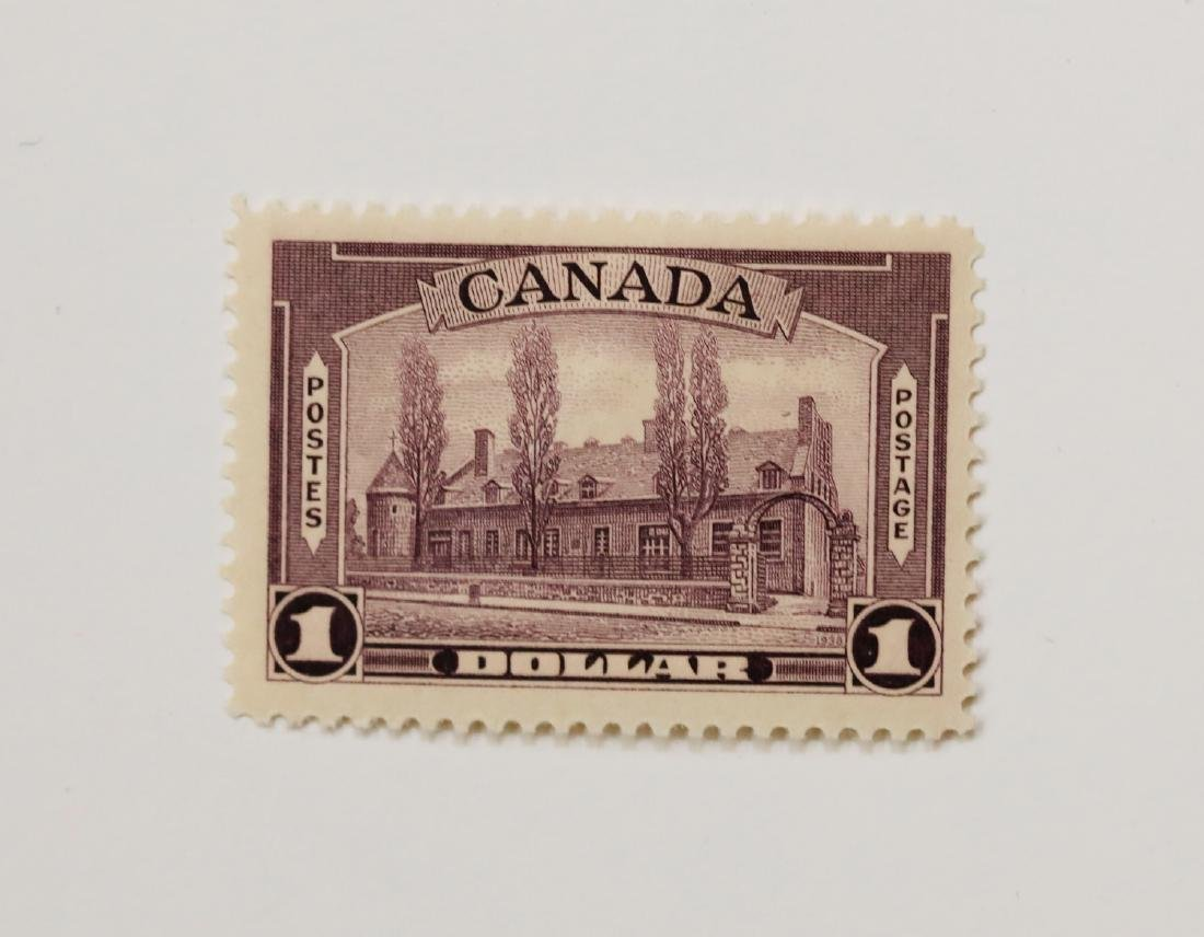Canada $1 S/C # 245 MNH VF