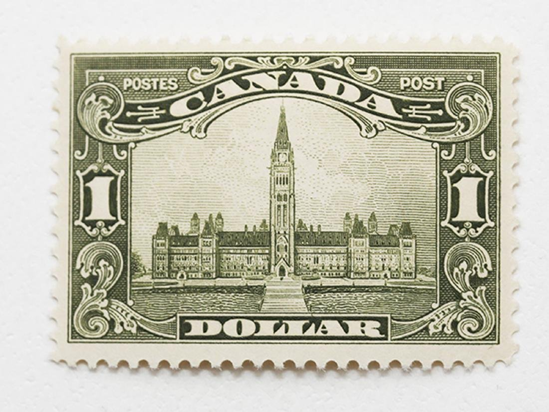 Canada $1 S/C #159 VF+ MNH Superb