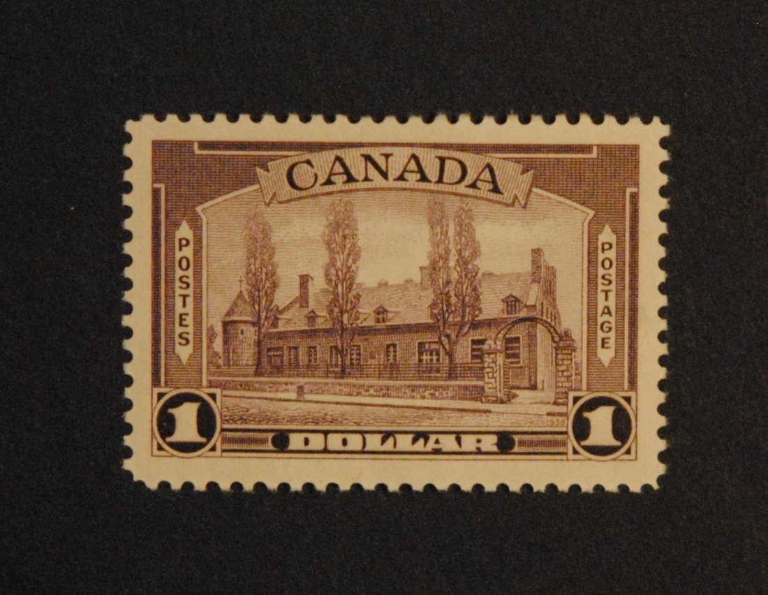 Canada $1 S/C #245 MLH VF