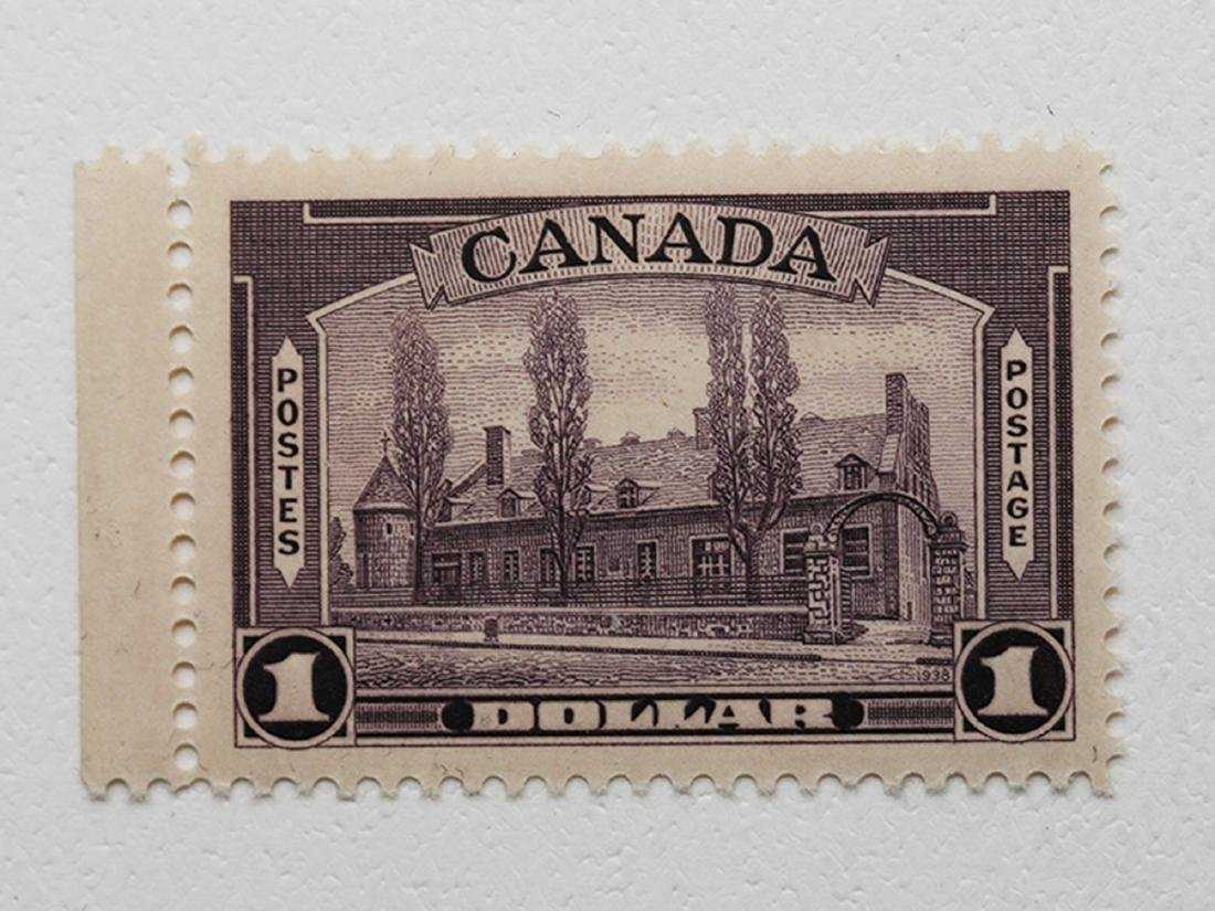 Canada $1 S/C #245 VF MNH