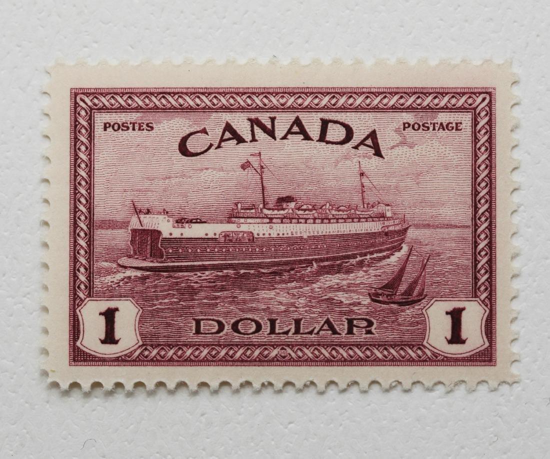 Canada $1 S/C #273 MNH XF Superb
