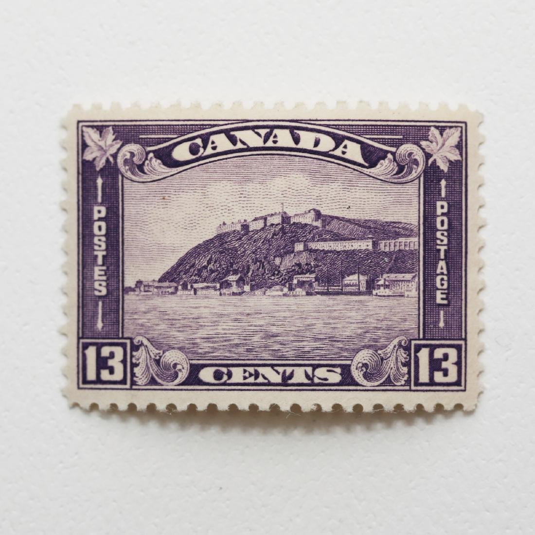 Canada- 13c S/C #201 MLH VF