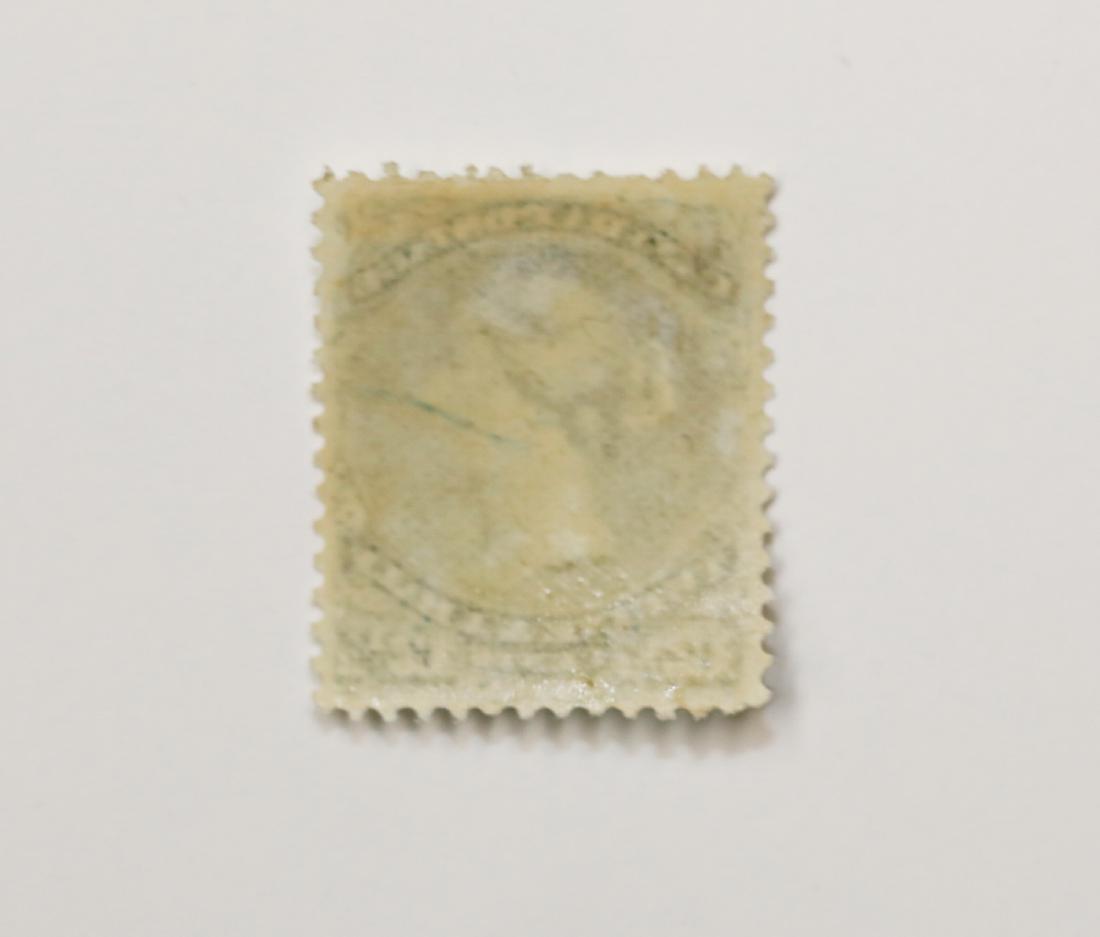 Canada 1868 12 1/2c S/C #28 F/VF - 2