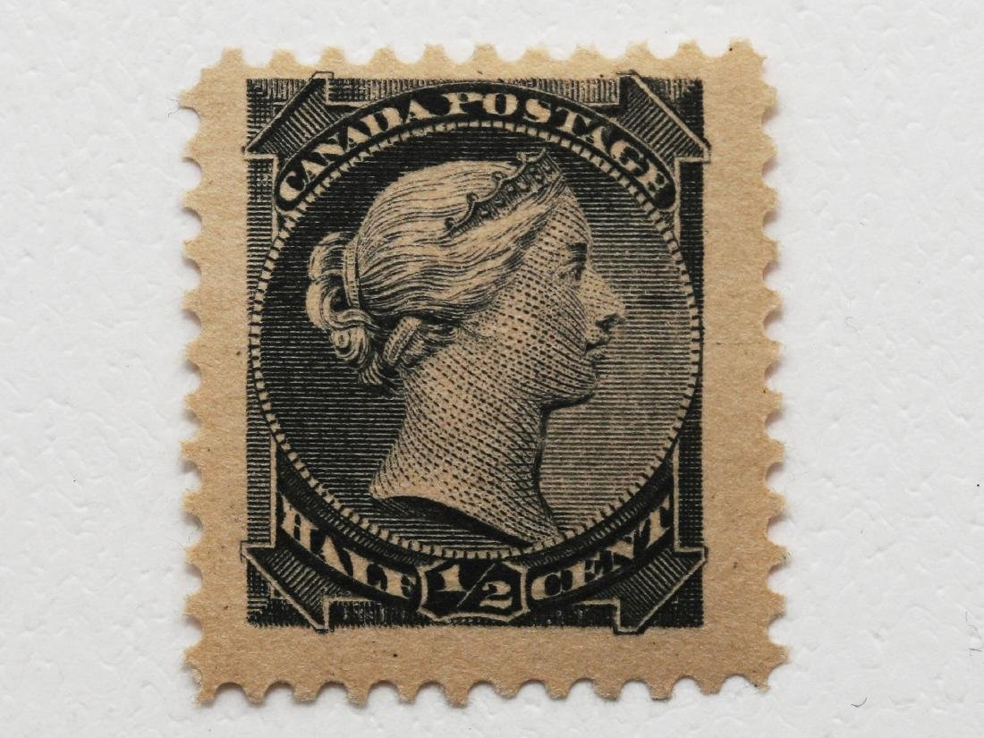 "Canada 1882 1/2c ""Small Queen"" S/C #34 VF MNH OG"