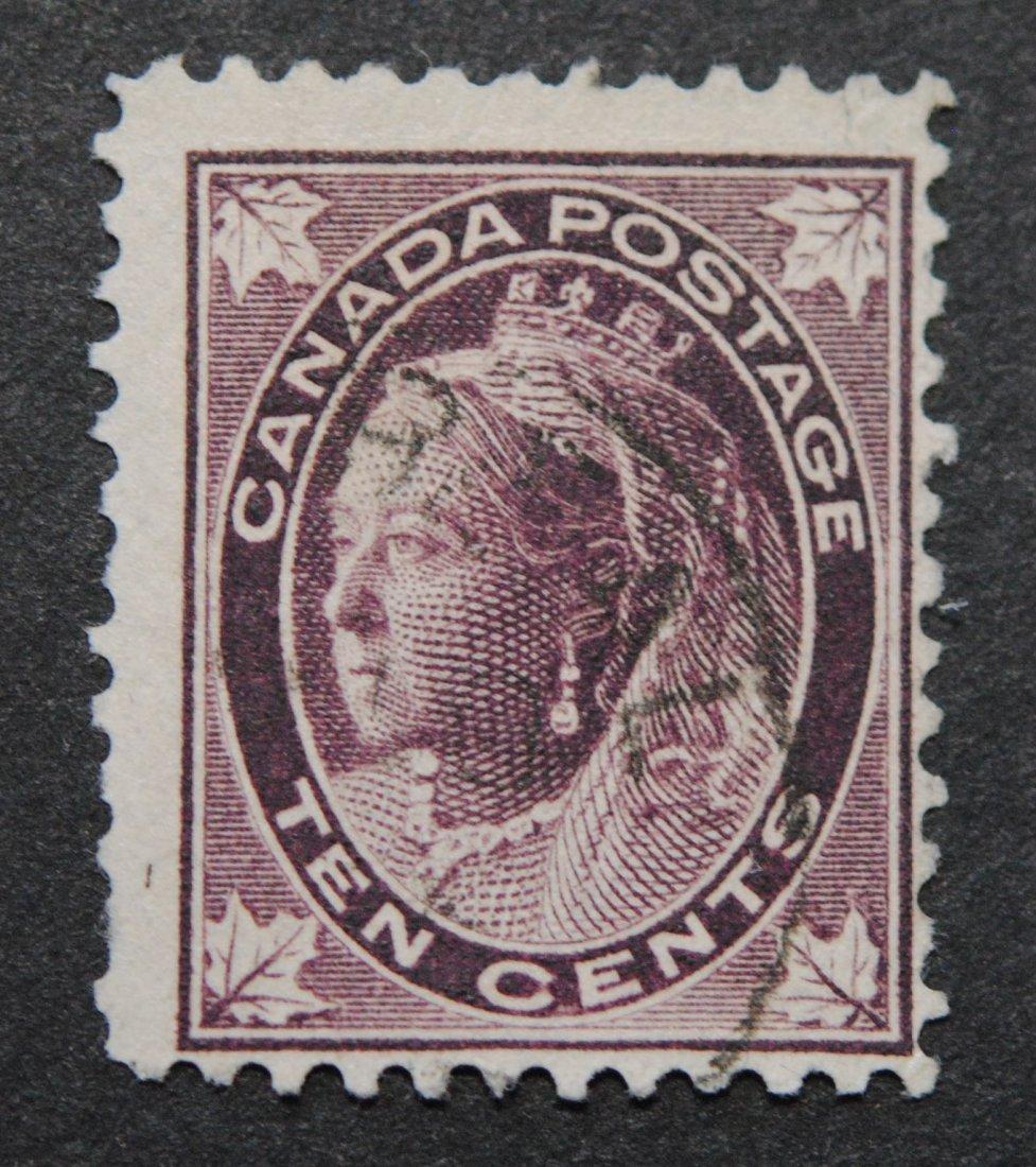 Canada 1897 10c S/C #73
