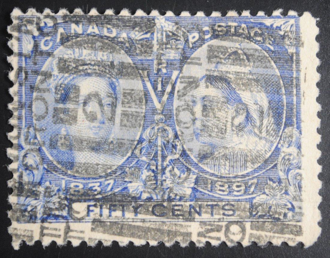 Canada 1897 50c S/C #60