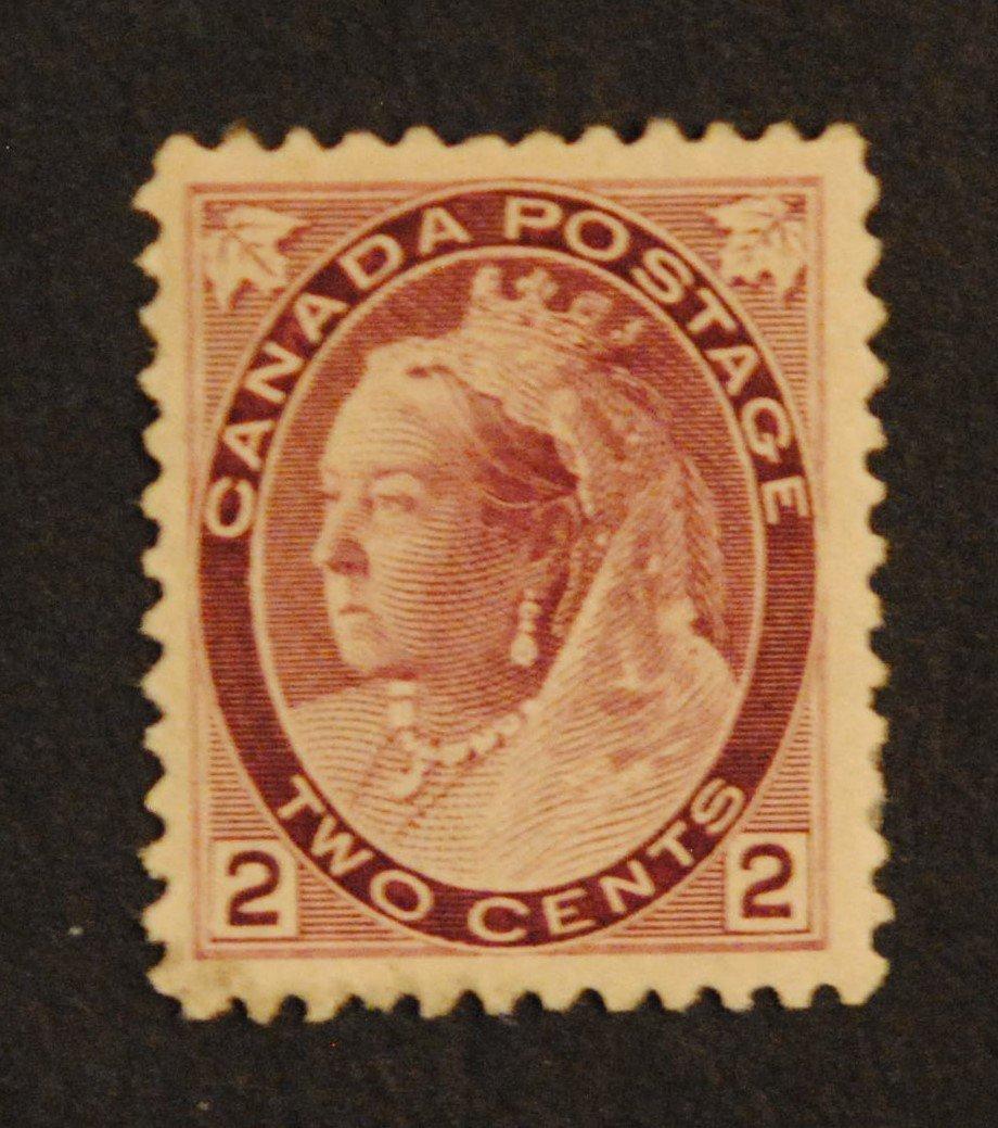 Canada 1898 2c S/C #76 VF MNH
