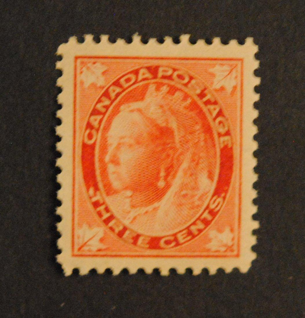 Canada 1898 3c S/C #69 EF MNH Superb