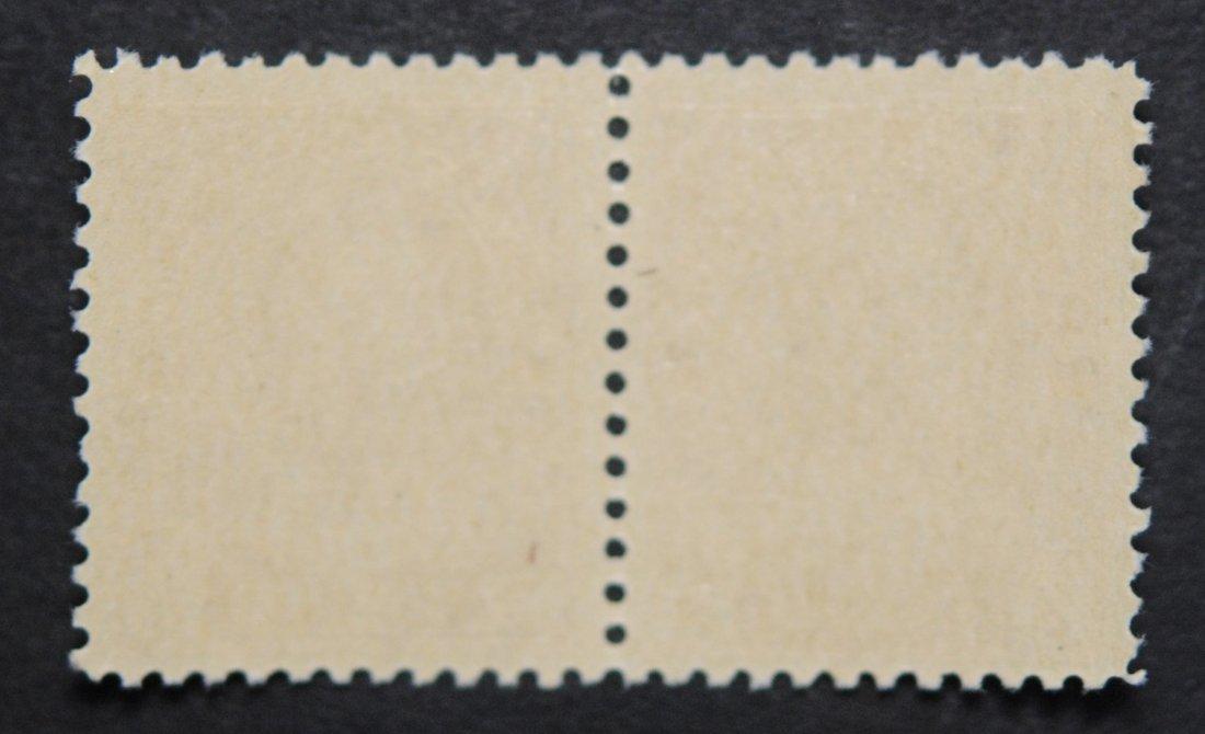 Canada 1923 3c Pair S/C #109 - 2
