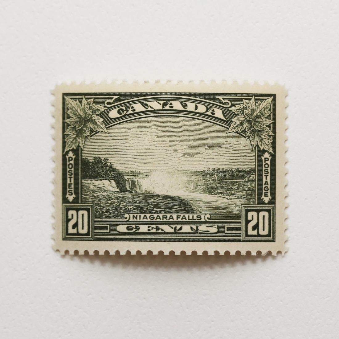 Canada- 20c S/C #261 MLH VF/XF