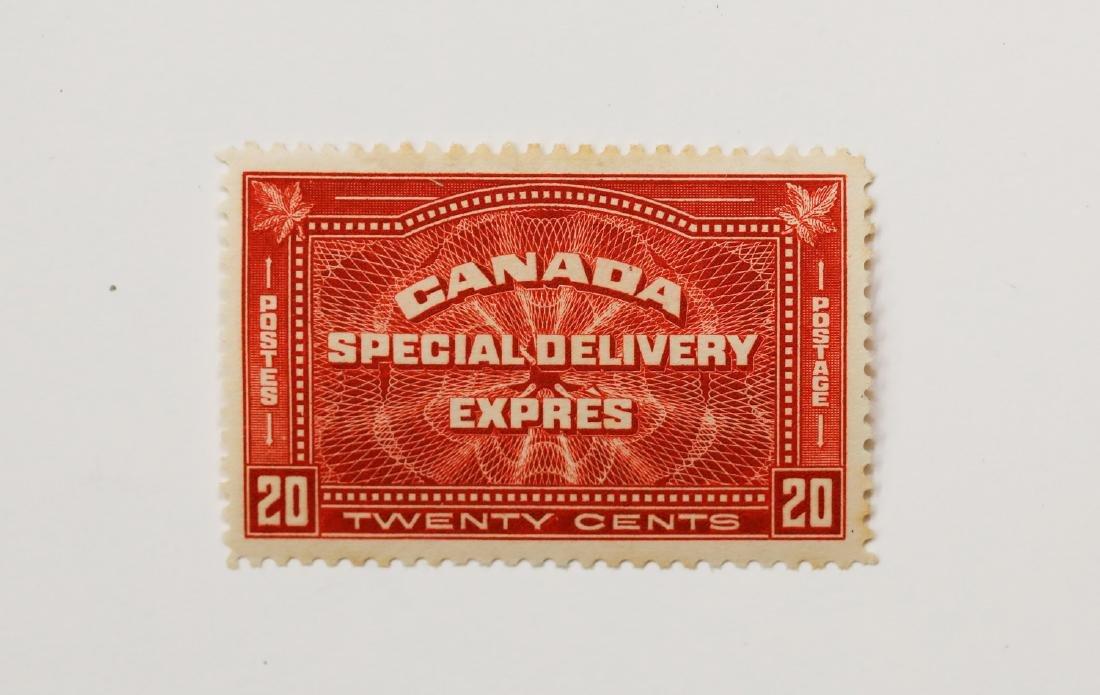 Canada 20c S/C E4 VF MLH