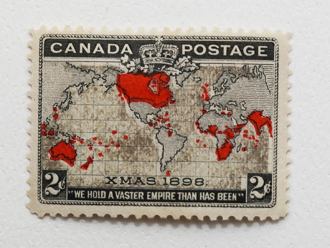 Canada 2c S/C #85 MH OG