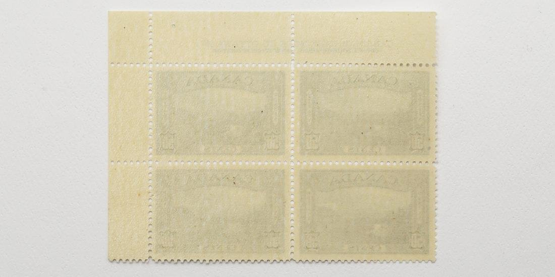 Canada- 50c Plate Block of 4 S/C #244 MNH VF - 2
